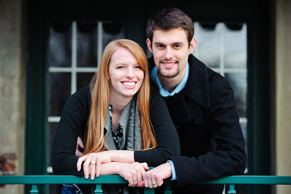 Katie & David January 2012