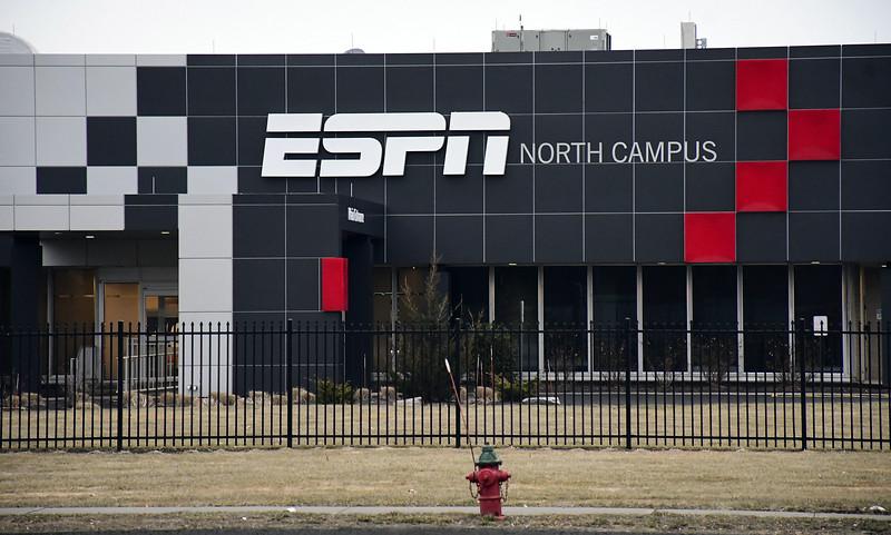 2/25/2020 Mike Orazzi | Staff ESPN's North Campus in Bristol.