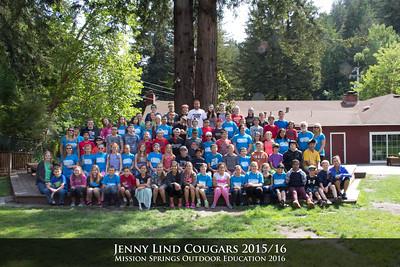 Jenny Lind Elementary 2016