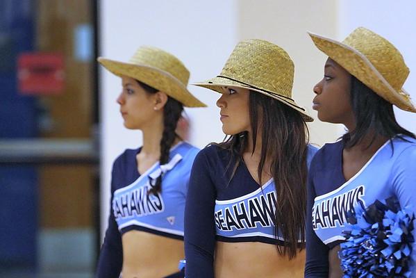 Northwood Seahawks Cheerleaders 2010-11