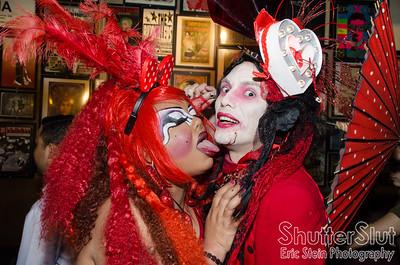 Bootie: 13 Feb 2016: Valentines Party!