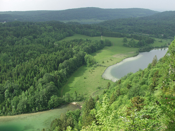 Région des lacs - 2003