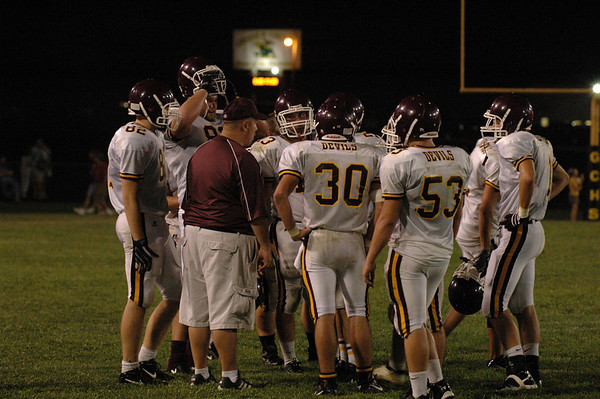 2008 Russell Varsity vs. Greenup Co.