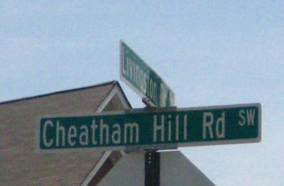 Cheatham Hill Park Marietta GA