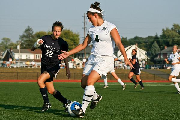 women's soccer - 09/25/07