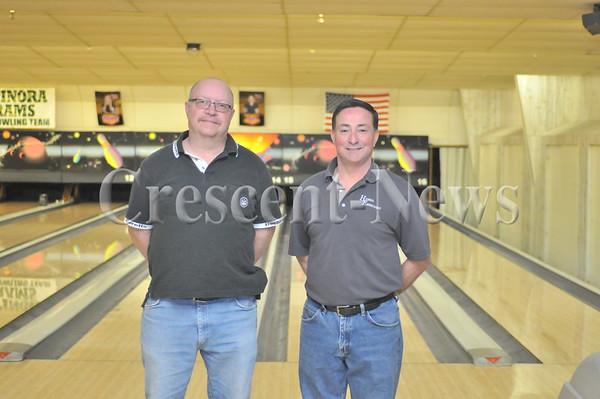 02-24-14 SportsRec Bowling Champs, Singles & Doubles