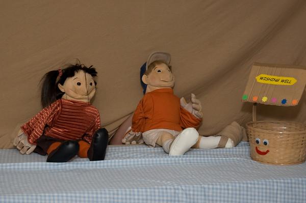 Magic & Puppet Show