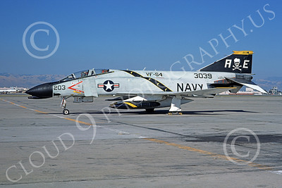 US Navy VF-84 JOLLY ROGERS Military Airplane Pictures