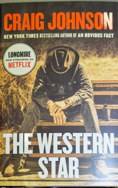 Craig Johnson - Western Star Book Signing