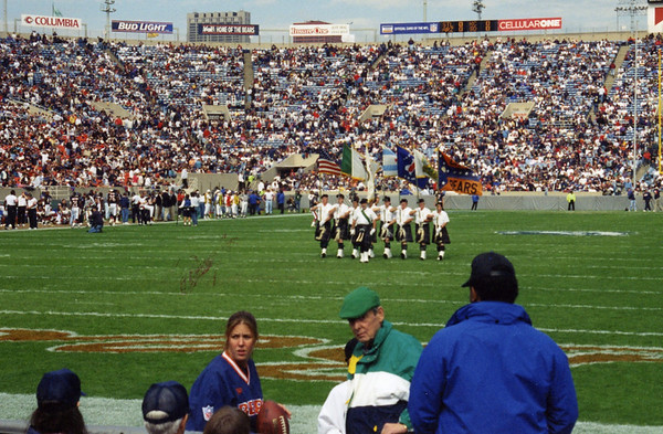 Shannon Rovers : Halftime Show Bears Game 1996