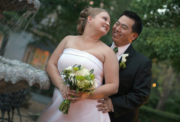 Lindsey & Paul Wedding Roswell Founders Hall