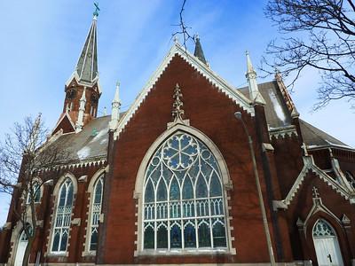 Churches Milwaukee's South Side