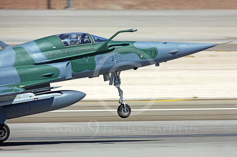 CUNMJ 00023 Northrop F-5E Freedom Fighter Brazilian Air Force by Peter J Mancus.JPG
