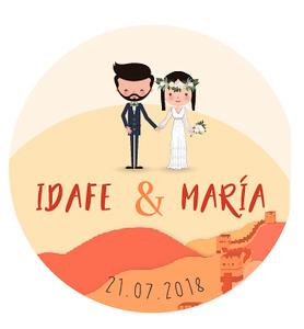 21.07.18 Idafe & María