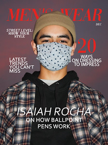 Magazine Cover Project