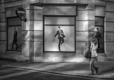 Street Photography (mono)