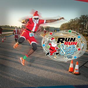 Run Run Santa 2018