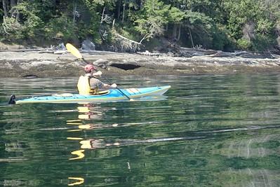 2019-05-26 to 31 Kayaking Gulf Islands