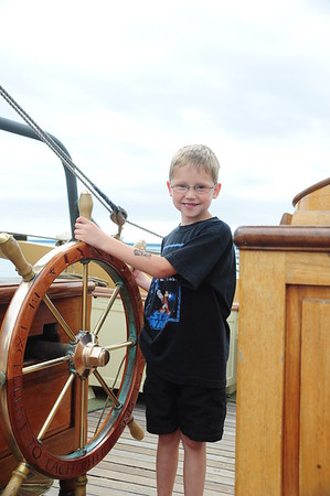 Jack & Willow with the Tall Ships 2011