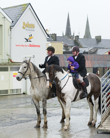 Boxing Day Hunt Listowel Ireland