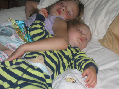 Jackson & Katie Lock in Sleep