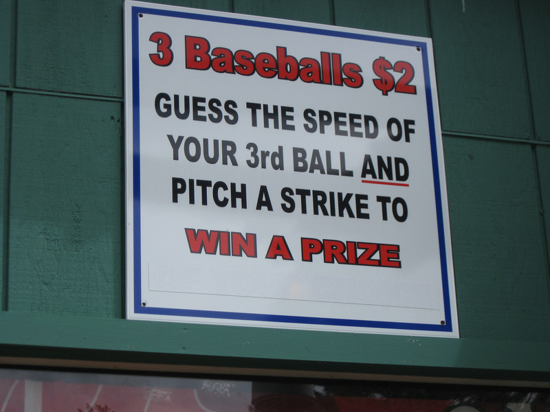 Pitcher's Challenge rules.