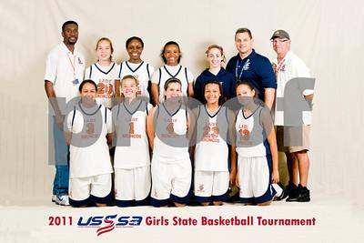 8P Lady Broncos Team Photos