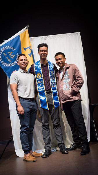 APO Graduation
