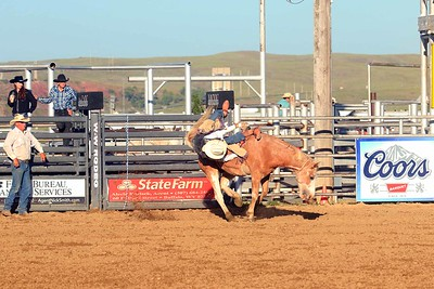 Fri Perf Bareback & Saddle Broncs