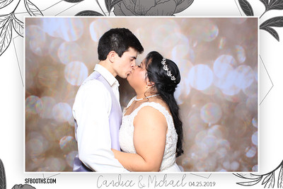 Candice and Michael's Wedding - April 25, 2019