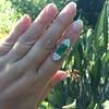 4.05ct Emerald and Old European Cut Diamond Ring 28