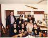 Group photo with Bill Lichtenberger