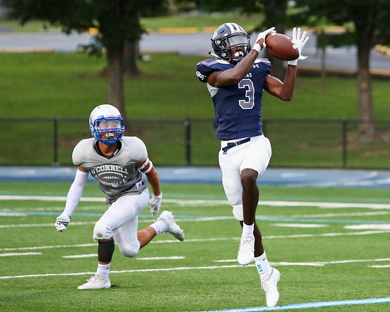20190823 Scrimmage Bishop O'Connell at Georgetown Prep