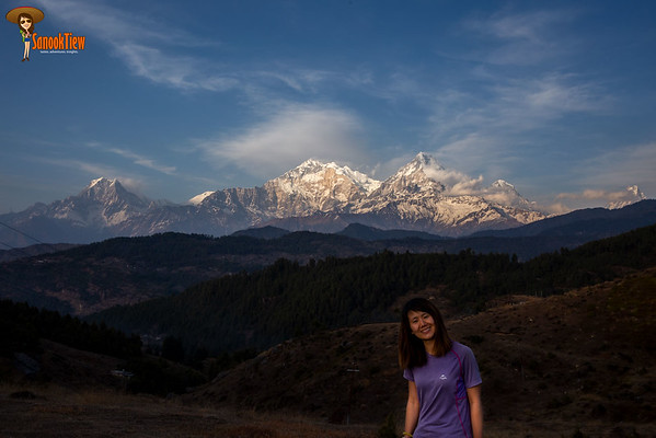 เนปาล ทริป   1 Mohare + Khopra + Mardi Himal
