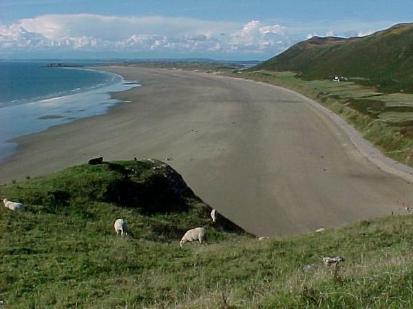 Rhossili Bay to North.JPG