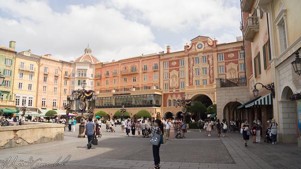 Disneyland Resort, Tokyo Disneyland, Tokyo Disney Sea, Tokyo Disney Resort, Tokyo DisneySea, Tokyo, Disney, Mediterranean Harbor, Hotel MiraCosta, Hotel, MiraCosta