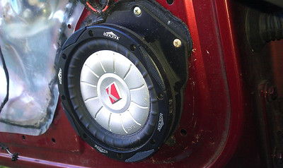 2000 Pontiac Grand Am SE-1 4 Door 2.4L Front Door Speaker Installation - USA