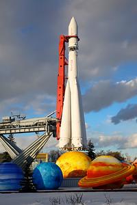 Vostok-K Rocket