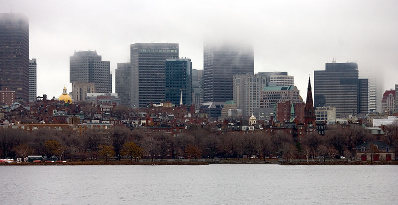 Beacon Hill & Downtown Boston