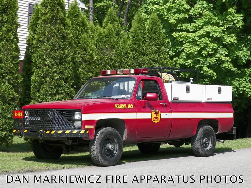 NEWPORT TWP. FIRE DEPT.