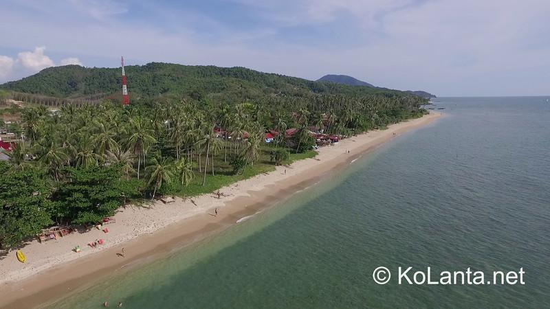 Klong Khong Beach, Ko Lanta