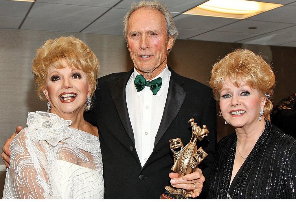. Ruta Lee and Debbie Reynolds honor Clint Eastwood with The Thalians Mr. Wonderful Award (Marketwire)