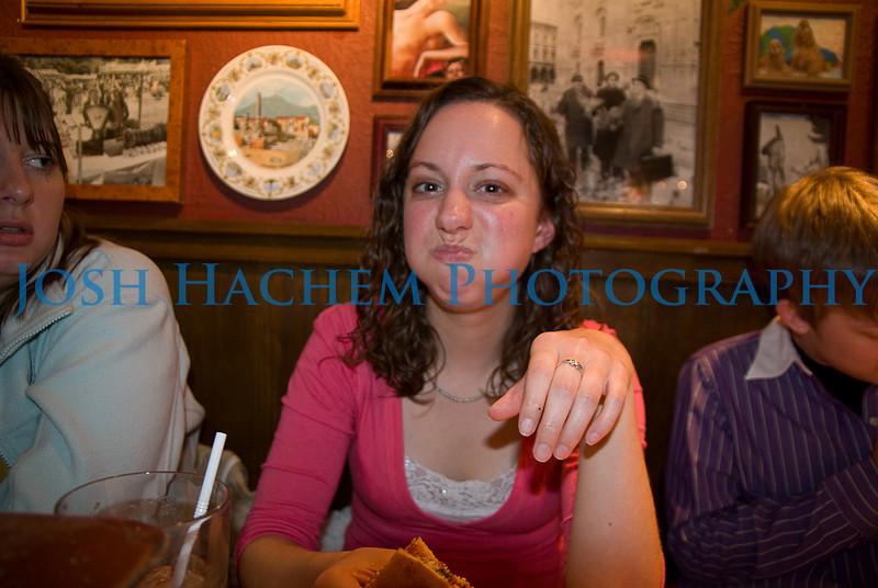 February 13, 2009  C's Birthday Dinner 085