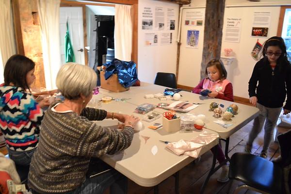 History Center Holiday Workshop, 2017