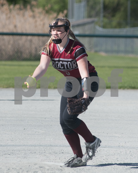 20180518 - Black River @ Proctor - Girls Softball