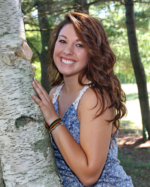 Chelsey Blawat Senior Pics