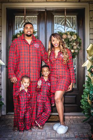 Chris Clark & Family Christmas Shoot