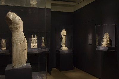 Buddhist Sculpture from China: Selections from the Xi'an Beilin Museum