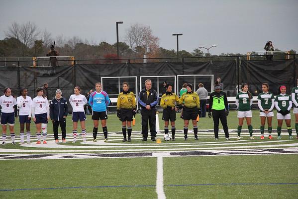 Women's Soccer Championship Nov. 2014