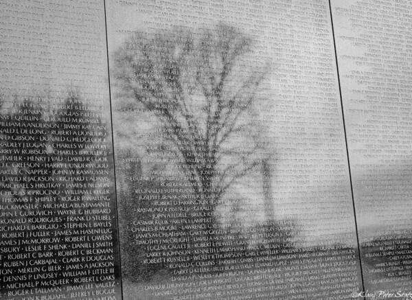 7- Vietnam War Memorial
